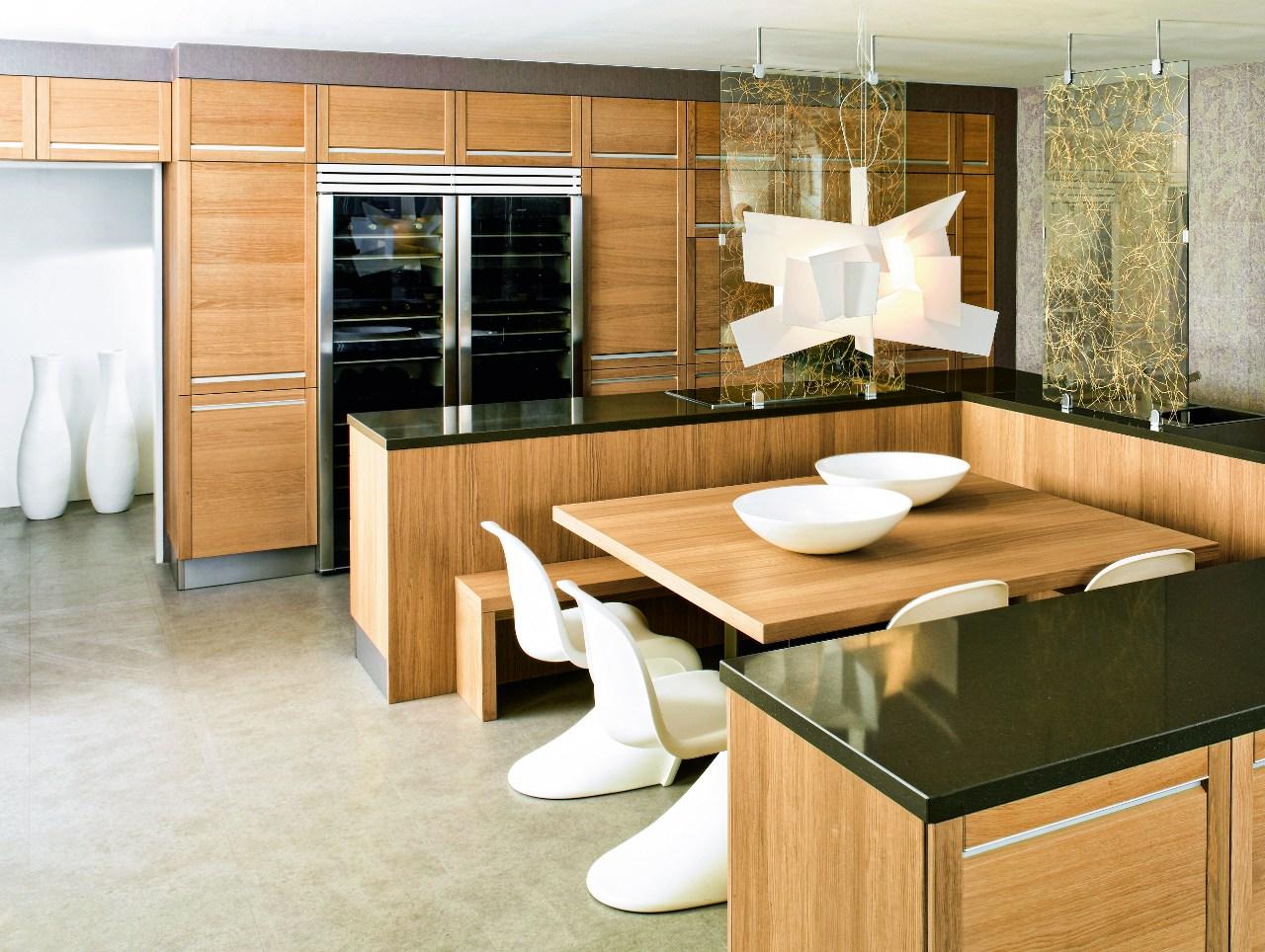 Küchen Mit Sitzgelegenheit schreinerküchen alles über schreinerküchen
